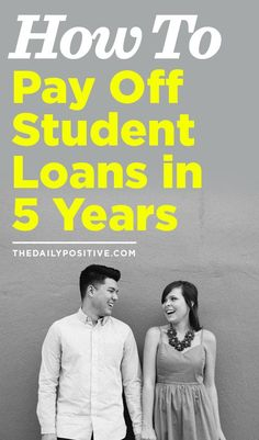 How to Pay off Student Loans in 5 Years (scheduled via http://www.tailwindapp.com?utm_source=pinterest&utm_medium=twpin&utm_content=post1537335&utm_campaign=scheduler_attribution)