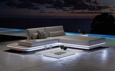 Elements outdoor salon Manutti