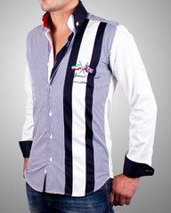 SUMMER SHIRTS FOR MEN - ALFA GRAY  Our Price - $129