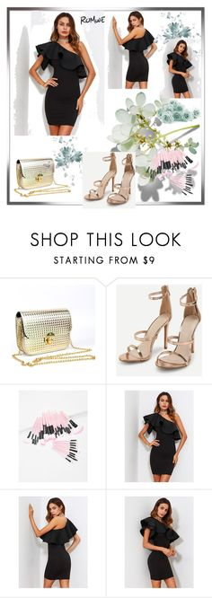"""""""ROMWE"""" by armina-saric ❤ liked on Polyvore"""