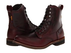 Caterpillar Orson Oxblood Full Grain Leather - Zappos.com Free Shipping BOTH Ways