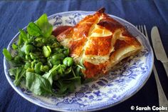 Sarah Cooks: Nigel Slater's Chicken, Bacon and Leek Pie