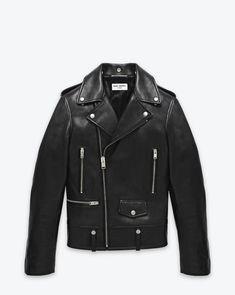Perfect Moto jacket by Saint Laurent