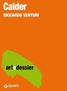 #Calder  ad Euro 1.99 in #Riccardo venturi #Book artisti architetti