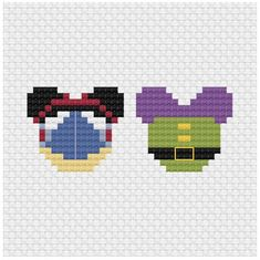 Read our web-site for more pertaining to this outstanding photo Perler Bead Disney, Perler Bead Art, Perler Beads, Disney Cross Stitch Patterns, Cross Stitch Designs, Beaded Cross Stitch, Cross Stitch Embroidery, Stitch Disney, Easy Perler Bead Patterns