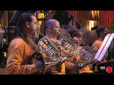 BBC National Orchestra of Wales - Brass - YouTube