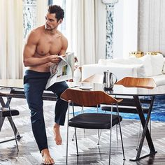 https://www.instagram.com/p/BRny9TJhvL1/ Hello world!  New for @marksandspencer #GandyForAutograph 2017 out in just two days!  Link in bio for more *wink wink*   By @hunterandgatti  Hair by @larrykinghair