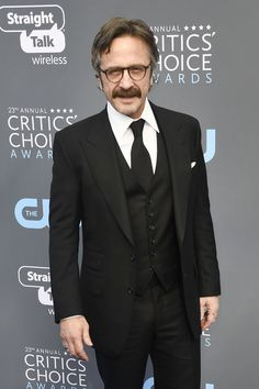Comedian Marc Maron at the Annual Critics Choice Awards 2018.