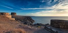 El Cotillo- views of castle at sunset by Roger Mendez on 500px