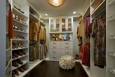 Awesome Closet Rooms @Whitney Clark Barnes