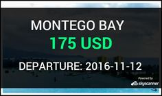 Flight from Las Vegas to Montego Bay by Spirit Airlines #travel #ticket #flight #deals   BOOK NOW >>>