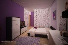 Design apartament mic in culori calde Art Deco, Bed, House, Furniture, Home Decor, Ideas, Decoration Home, Stream Bed, Home