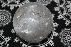 DIY Crystal Ball - great for Halloween Party or Harry Potter
