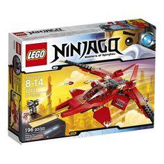 LEGO Ninjago Masters Of Spinjitzu LEGO Ninjago 70721 Lego Ninjago Kai Fighter #LEGO