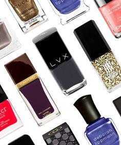 Best Nail Colors for Winter