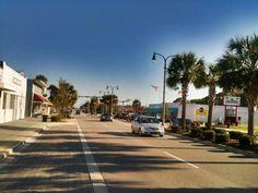 Main Street, North Myrtle Beach, SC.