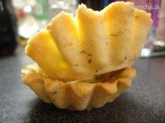 Slané linecké košíčky s kôprom Pineapple, Fruit, Food, Basket, Pine Apple, Essen, Meals, Yemek, Eten