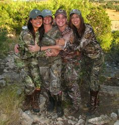 Prois staffer Becky Lou and her friends are taking over hunting camp! 