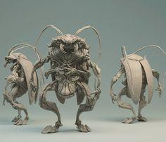 regram @mickaellelievre.abby #zbrush #pixologic #3d #sculpture #sculpt #3dsmax #autodesk #vray #bust #liatelle #pixologic #z #insecte #insect #bug #beatle #scarabe #egypte #egypt #creature #monster #cute #cuteness #beatle #beatleslove #beatles