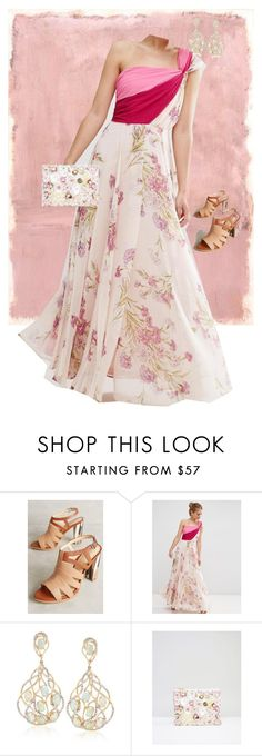 """Wedding option 1"" by di-ma-rivera ❤ liked on Polyvore featuring Rothko, Farylrobin, ASOS and Ross-Simons"