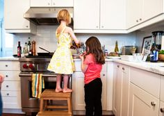 How Chefs Teach Their Kids to Cook (and Eat Their Vegetables) photo