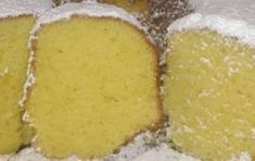 Kέικ Λεμονιού. Οτι πιο νόστιμο έχω δοκιμάσει ! Cornbread, Cake Recipes, Pudding, Sweets, Eat, Cooking, Ethnic Recipes, Desserts, Food