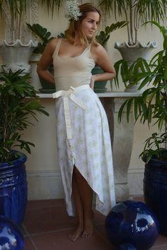 Lemon Kelly Skirt