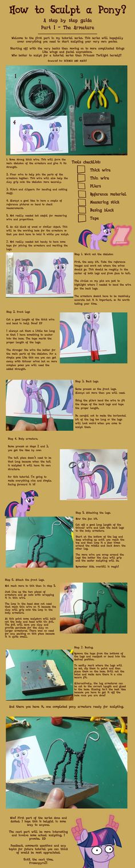Tutorial series part 1: Armature by frozenpyro71.deviantart.com on @deviantART