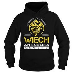 Of Course I'm Awesome WIECH An Endless Legend Name Shirts #Wiech
