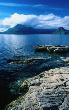 'Kilmarie and the home of Flora MacDonald - Isle of Skye, Highland, Scotland' by Lonely Planet Images