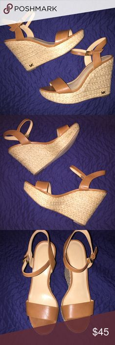 MICHAEL Michael Kors Wedges MICHAEL Michael Kors wedges Excellent condition MICHAEL Michael Kors Shoes Wedges