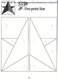 拼布图样 - 草知春 - Álbuns da web do Picasa