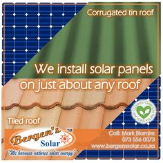 We supply and install solar geysers as well as solar pool heating and solar powered homes systems. Let us get you connected. We are in your area and only one call away. Bergens Solar is Covid Compliant. #poweredbysolar #solarpower #bergens #solar #solarsolution #solarrepairs #solarmaintenance #essentialservice #southafrica #solargeyser #tracingwires #poolheating #solarpoolheating #solarsolution #power #bergenssolar #gogreen Call Mark for a Quote Phone: 073 556 0073 Email: mark@bergens.co.za