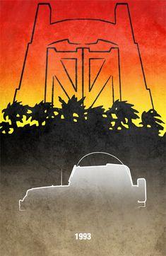 DIno Jeep Poster @ MovieCarPosters.com - $10