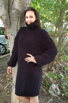 Cardigan Sweaters For Women, Long Cardigan, Cardigans For Women, Wool Sweaters, Coats For Women, Sweater Cardigan, Jackets For Women, Turtleneck Dress, Cowl Neck Dress