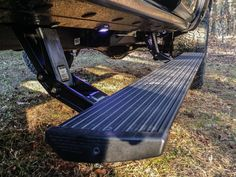 Power Running Boards (Optional)