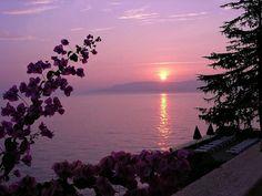 Lago di Garda - Tramonto - @Lago di Garda