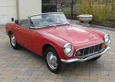 1965 Honda S600 | 1965 | Honda | convertible | vintage | classic