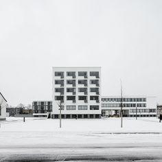 Bauhaus, Gropius by carlos castro