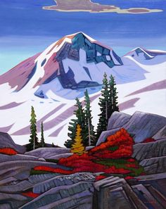 Exhibition of New work by Nicholas Bott opens today in our Banff gallery. Nick will also be Artist in Residence at the Fairmont Banff Springs from October 8 - Canadian Art, Art Painting, Landscape Paintings, Canadian Artists, Nature Art, Painting Inspiration, Painting, Art, Landscape Art