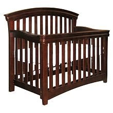 """Shermag Tuscany Convertible Crib - Espresso - Shermag - Babies""""R""""Us Headboard And Footboard, Headboards For Beds, Nursery Furniture, Furniture Decor, 4 In 1 Crib, Winnie The Pooh Nursery, Toys R Us Canada, Mattress Springs, Convertible Crib"""