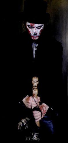 Zombie Baron Samedi