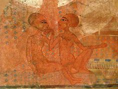 Amarna Princesses - Neferneferuaten and Neferneferure