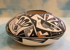 Acoma Pueblo Pottery by Diane Lewis