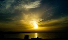 Golden Sunset - Lapta - North Cyprus by:Hassan Odime