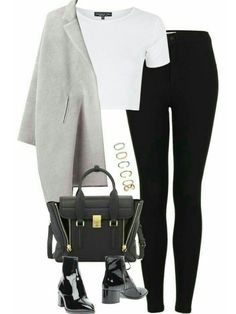 Ideas Heels And Jeans Outfit Dressy - Winter Outfits Jean Outfits, Chic Outfits, Trendy Outfits, Fashion Outfits, Womens Fashion, Polyvore Outfits Casual, Fashion Hacks, Polyvore Fashion, Look Fashion