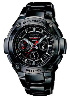 The G-Shock Premium Mr G will launch at the opening of the new Casio Concept Store in London's Covent Garden. Casio G Shock Watches, Sport Watches, Cool Watches, Rolex Watches, Watches For Men, G Watch, Casio Watch, Watch Brands, Luxury Watches