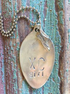 XC girl {necklace}