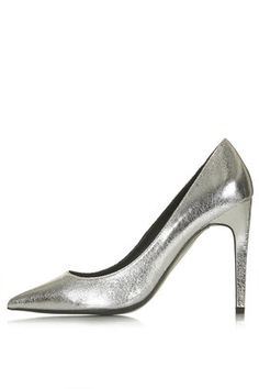 GEMINI Metallic Court Shoes $75 TopShop (no more instock in my shoe size)