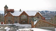 The Blissful Blog: Winter Wedding at Ski Esta